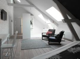 Maison Nationale City Flats & Suites, Antwerpia