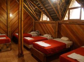 Shandia Lodge, Tena