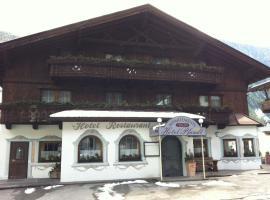 Hotel Garni Pfandl, Neustift im Stubaital