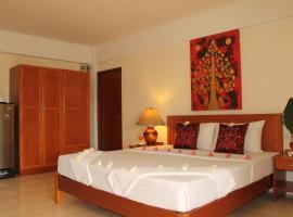 Hillside Resort Pattaya, Pattaya (sud)