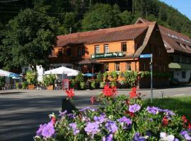Grüner Hof, Zell am Harmersbach