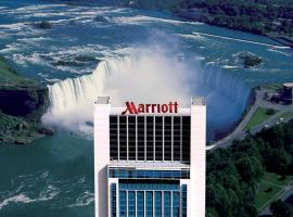 Niagara Falls Marriott Gateway on the Falls