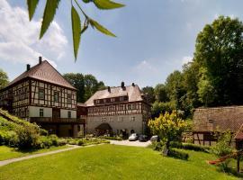 Waldgasthof Wildbad, Burgbernheim