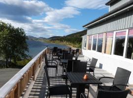 Evenes Fjordhotel, Bogen