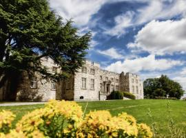 Hazlewood Castle & Spa, Tadcaster