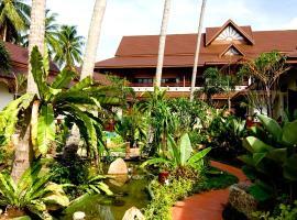 Kanok Buri Resort and Spa, Lipa Noi