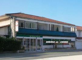 Auberge de Cazaux, Cazaux