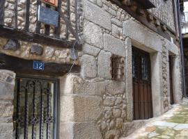 Casa Rural Generoso, Madroñal