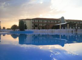 Arcadia Hotel, Komotiní