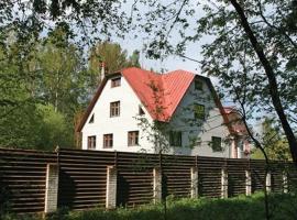 Cottage na Aviatsionnoy, Zelenogorsk