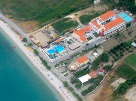 Zefiros Beach Hotel, Pythagóreion
