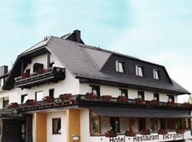 Hotel Restaurant Berghof, Sohren