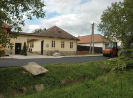Penzión a kemping Sokol, Vyšný Medzev