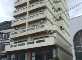 Stratus Centro Hotel, Volta Redonda
