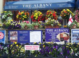 The Albany - Albert Road