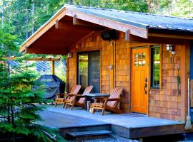 Handsome Dan's Wild Coast Guest Cottages, Port Renfrew