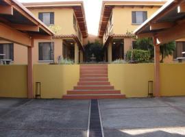 Residencias Villas Torres del Campo, San José