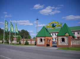 Russkaya Okhota Hotel, Kurumoch