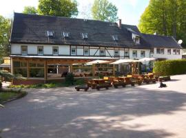 Gaststätte & Pension Oelmuehle, Oberschöna