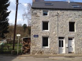 Gite Maison Alfred Soussigne, Olloy-sur-Viroin