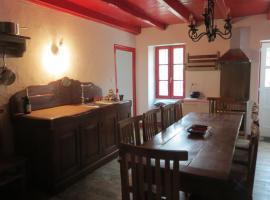 Gîte de l'Atelier, Lavausseau