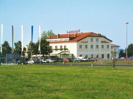 Landzeit Motor-Hotel St. Valentin, Sankt Valentin