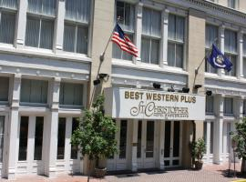 Best Western Plus St. Christopher Hotel, 뉴올리언스