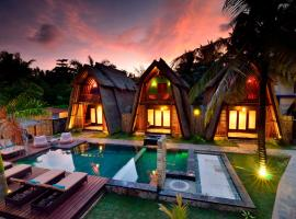 Kies Villas Lombok, 꾸따 롬복
