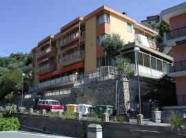 Hotel Patrizia, Laigueglia