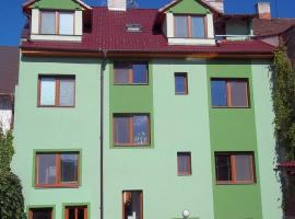 Penzion Apartmány Zlín, Zlín