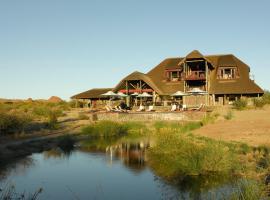 Tutwa Desert Lodge, Pofadder