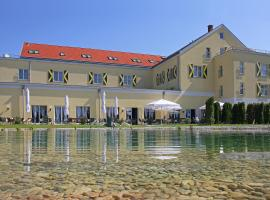 Grandhotel Niederösterreichischer Hof, Lanzenkirchen