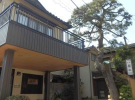 Minshuku Ginmatsu, Kanazawa