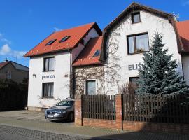 Penzion Eliška, Prag