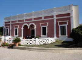 Masseria Villa Magnolia, San Vito dei Normanni