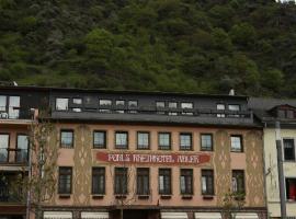 Pohl's Rheinhotel Adler, Sankt Goarshausen