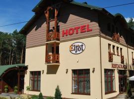 Hotel Eljot, Sielpia Wielka