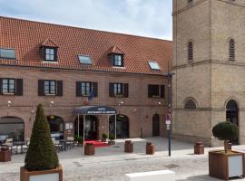 Logis hôtel du Beffroi Gravelines Dunkerque, Gravelines