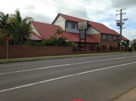 Francis Phillip Motor Inn and The Lodge, Singleton