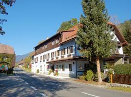 Gasthof Rachoi, Sankt Georgen im Gailtal