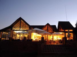 Askari Game Lodge & Spa, Komnader