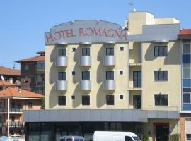 Hotel Romagna, 체세나