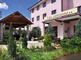 Hotel Vila Santana, Baile Felix
