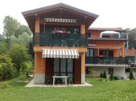 Villa Regina Enrica, Besozzo