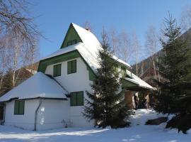 Casa cu Sindrila / Zsindelyes, Băile Tuşnad