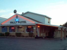 Blue Falls Motel, Tonawanda