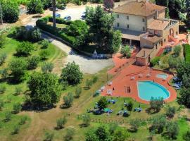 Hotel Residence Villa Rioddi, Volterra
