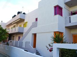 Irini Apartments, Agia Pelagia