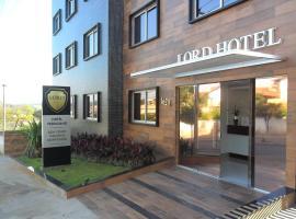 Lord Hotel Aeroporto Confins, Vespasiano
