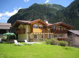 Residence Rodolon, Mazzin